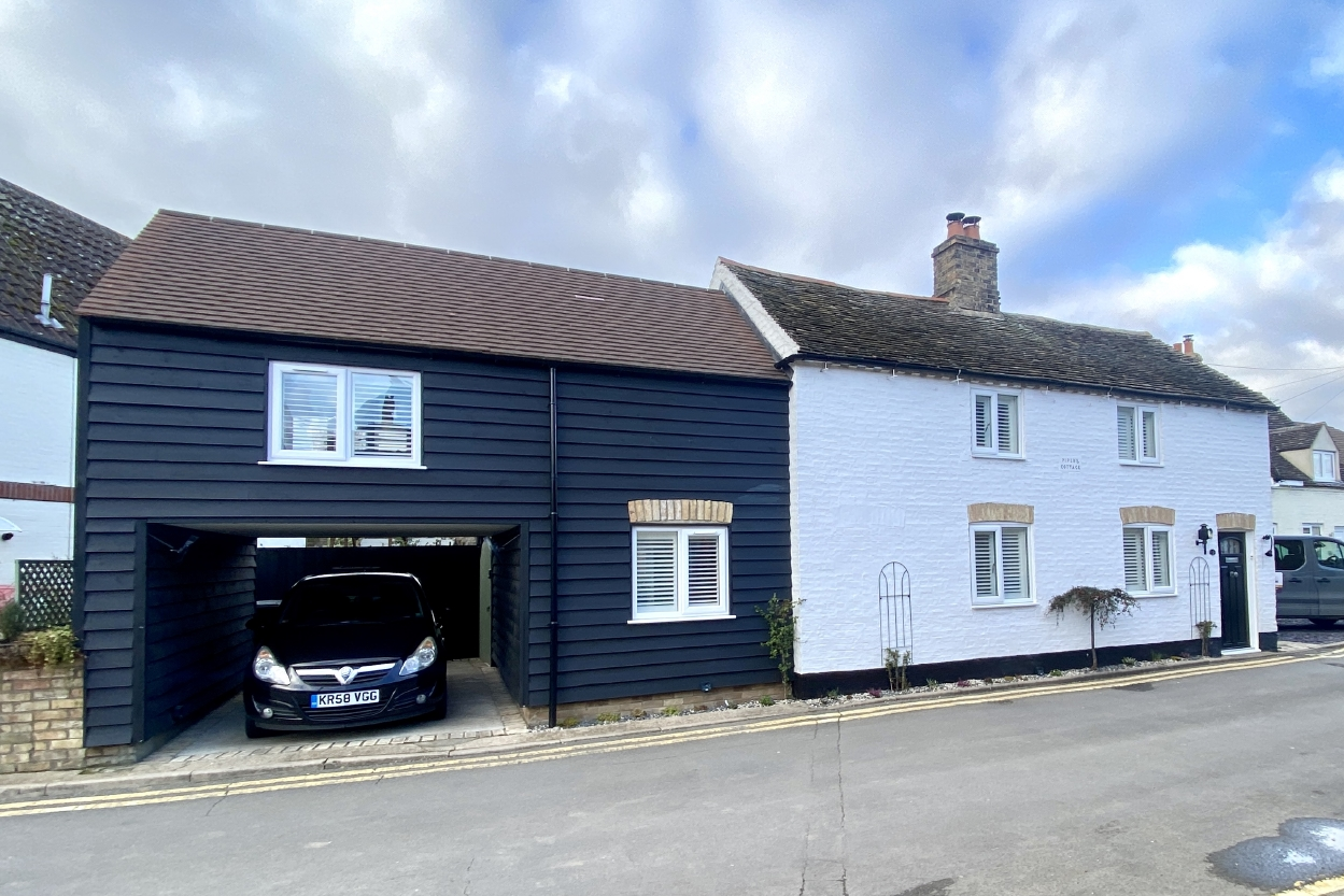 Pipers Cottage, 1 Pipers Lane, Godmanchester