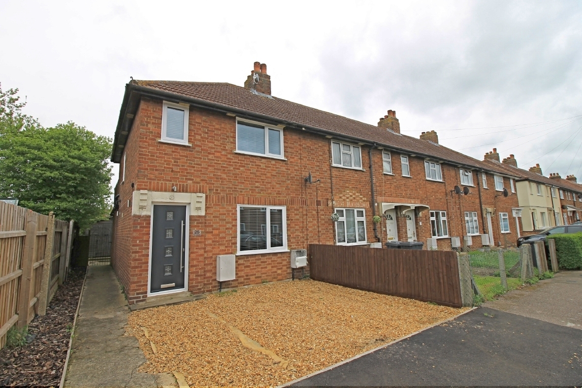 Renovated Two Bed End Terrace House in St. Neots