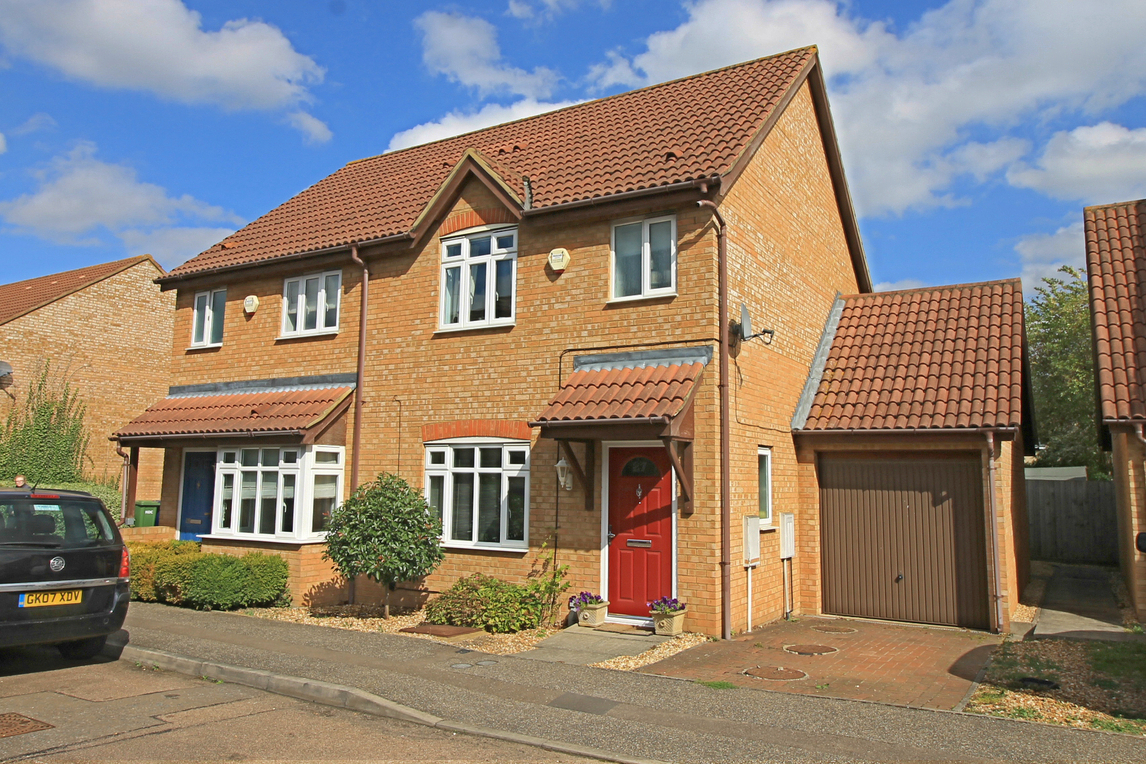 Betts Close, Godmanchester
