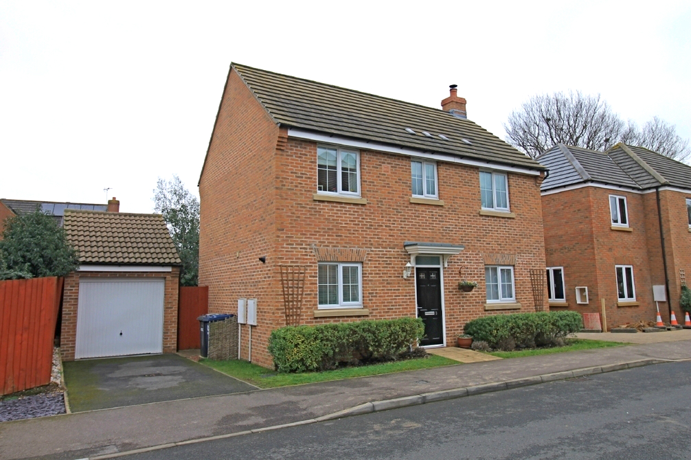 Detached house in Comben Drive, Godmanchester