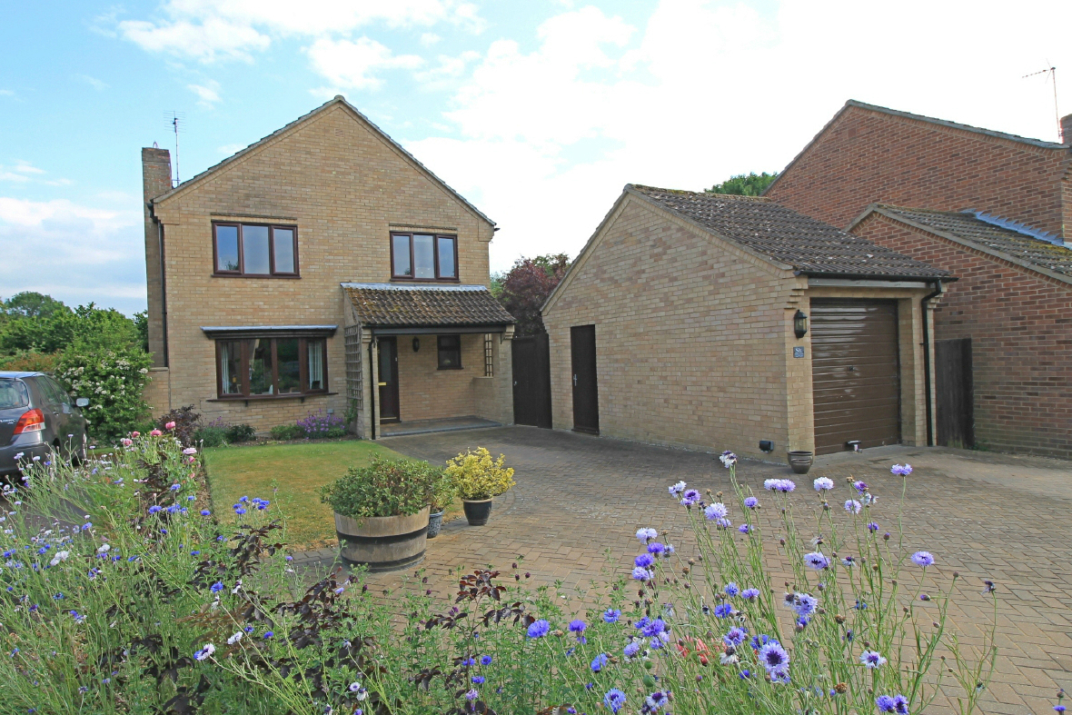 Millers Close, Offord Darcy, St. Neots