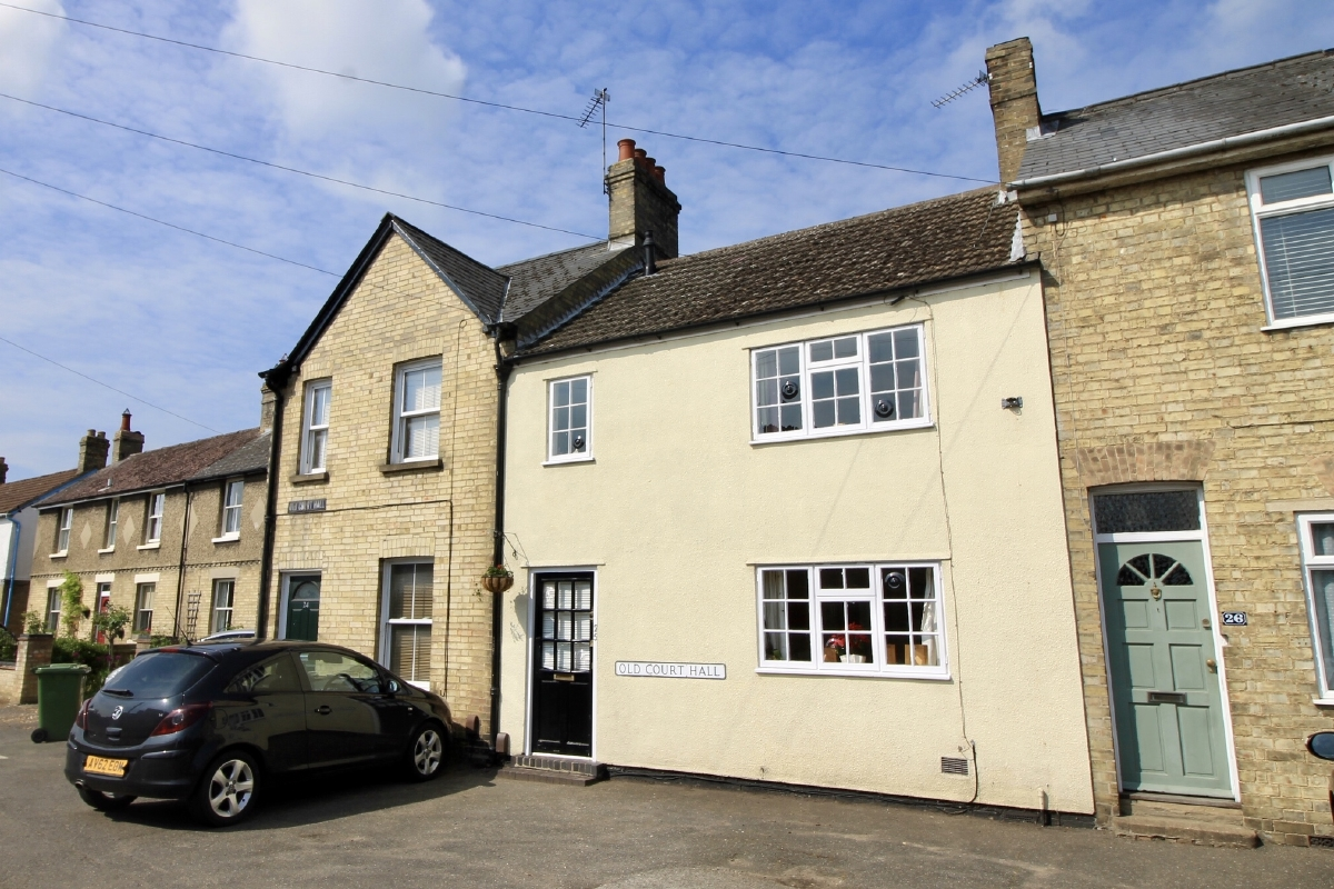 25 Old Court Hall, Godmanchester