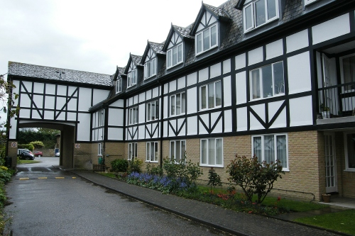 One bedroom flat at The Chestnuts, Godmanchester