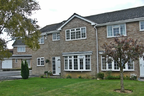 Four bedroom family home in Kimbolton