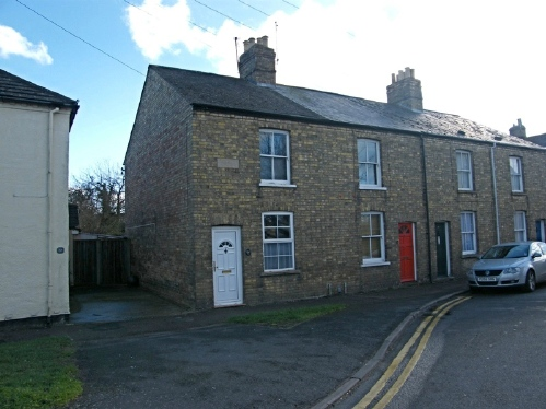 SALE AGREED – Two bedroom terraced home in Godmanchester