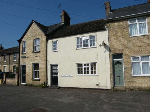 Two bedroom terraced home in Godmanchester.