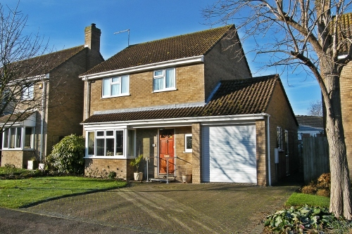 Three bedroom detached house in Godmanchester