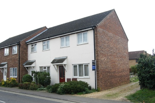 Three bedroom end terraced home in Godmanchester