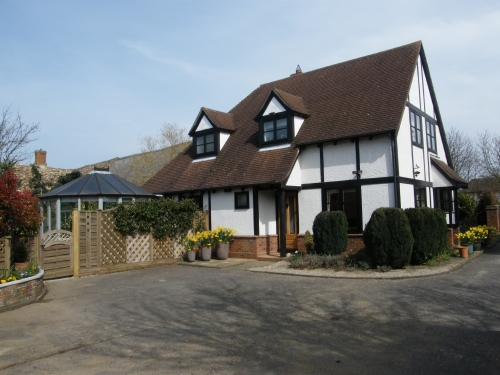 Detached home for sale on London Road, Godmanchester