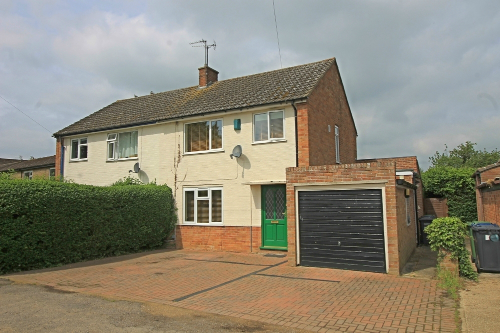 Extended three bedroom on Tudor Road, Godmanchester