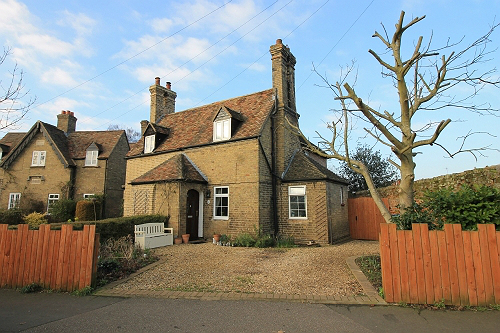 Three bedroom Cottage on Brampton Green