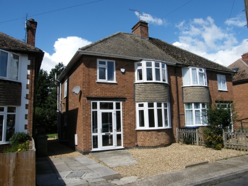 1930s Three Bedroom Semi Detached Family Home