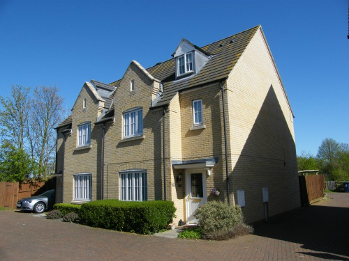 Four bedroom townhouse in Godmanchester