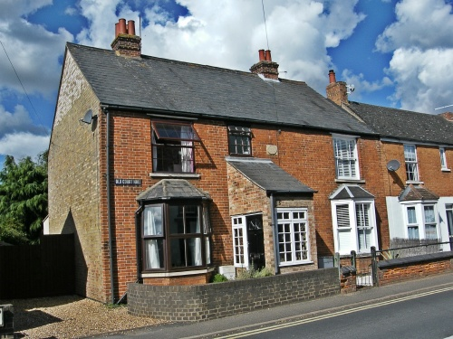 SALE AGREED – Three bed Georgian house