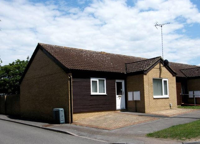 Two bedroom bungalow in Godmanchester