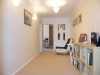 Godmanchester Flat with two double bedrooms - study area