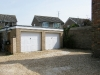 Godmanchester Flat with two double bedrooms garage