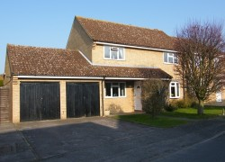 SALE AGREED – Lions Cross, Godmanchester
