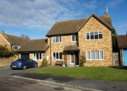 Family home for sale in Kimbolton