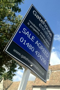Another house sold by Gatehouse Estates in Godmanchester